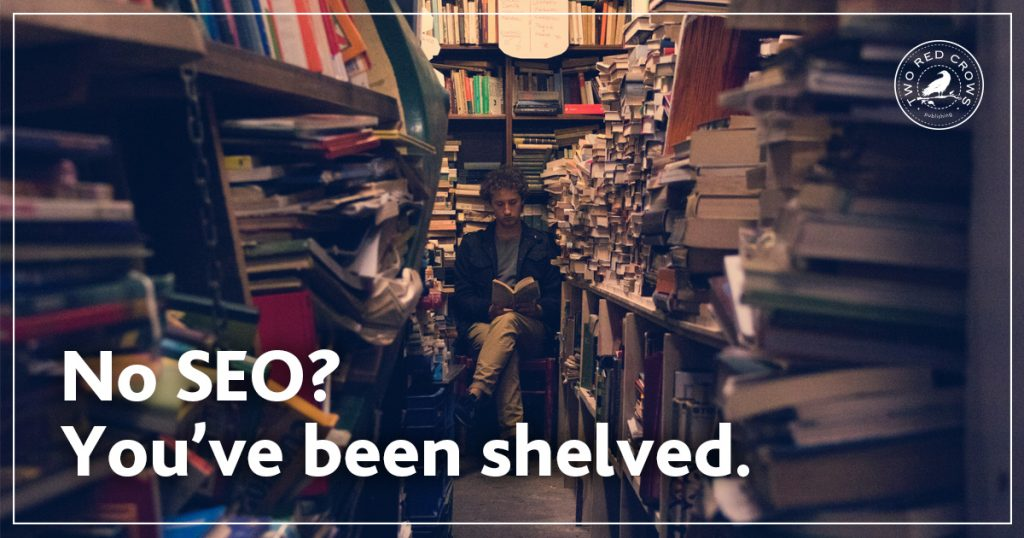 No SEO? You've been shelved. Find out more about hiring article writers.