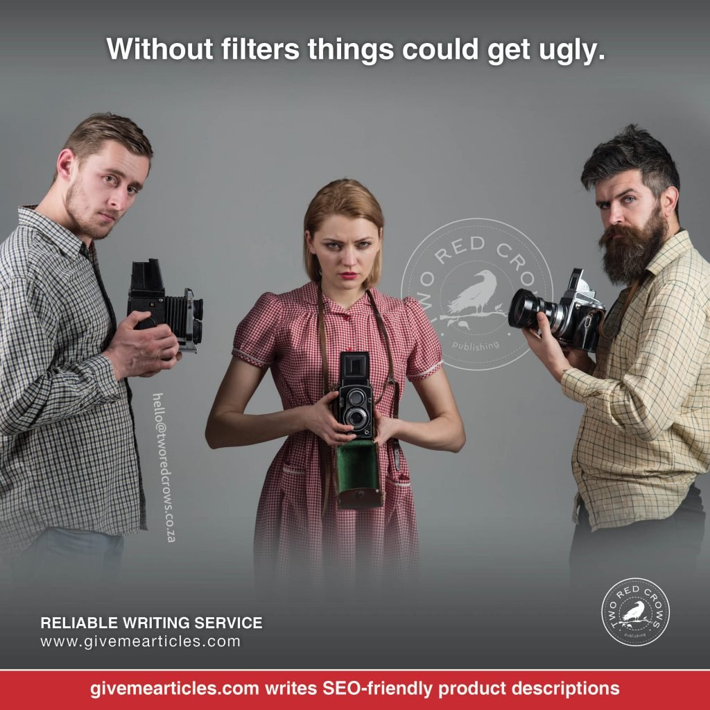 SEO filters are vital