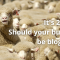 Should Your Business be Blogging in 2021?